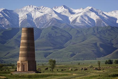 landscape image of Silk Road